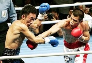 Japan Boxing John Takemoto